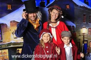 Dickens- en Winter Fotografie