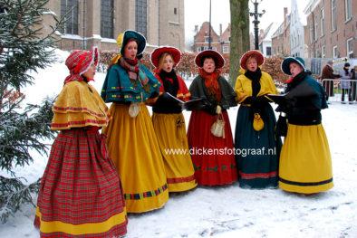 Dickens koor