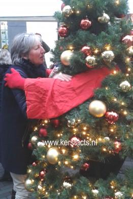 Wandelende Kerstboom, Deze acteur (Stephan) is heel breed inzetbaar voor uw Kerst- of winkelcentrum