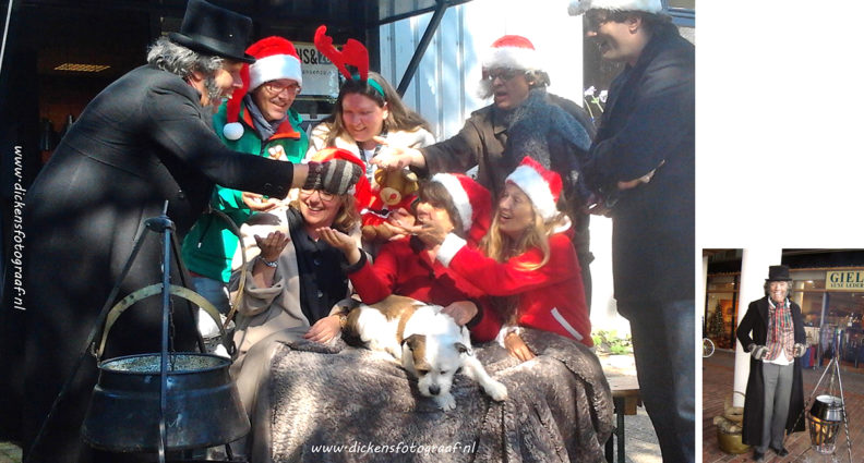 Scrooge Kastanjepoffer, acteur, Kerst catering, winterentertainment Govers Evenementen, Kerstacts.nl, Culinair entertainment De Kastanjepoffer, een animatie-act naar het verhaal van Charles Dickens, Kerst Entertainment acteur