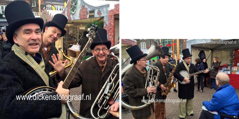 Charles Dickens Entertainment, Een heerlijk kerstgevoel valt u ten deel als deze 'zonen van het Dickens trio in traditionele kleding, met een enorm veel kerstrepertoire, www.kerstacts.nl