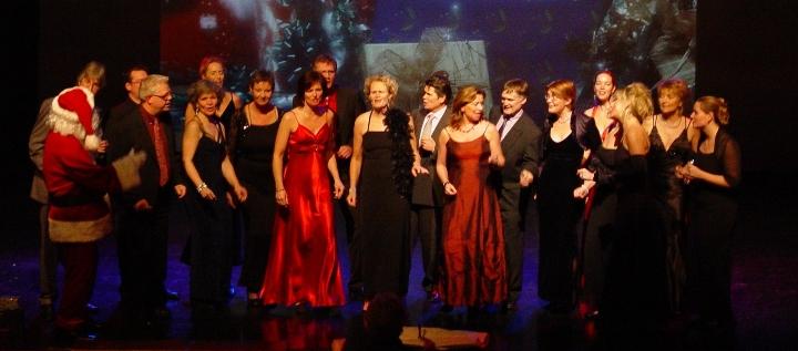 Groot A Capella koor, muziek, muzikanten, zangers, kerstzang, kerstmuziek, kerstmuzikanten, kerstkoor, muziekgroep, Govers Evenementen, www.kerstacts.nl