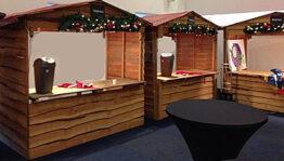 Kersthuisjes te huur, kerstentertainment, kerst en winter verhuur, artiesten boeken, kerstevenementen, kerstfeest, themafeest, december verhuur, kerst, www.kerstacts.nl
